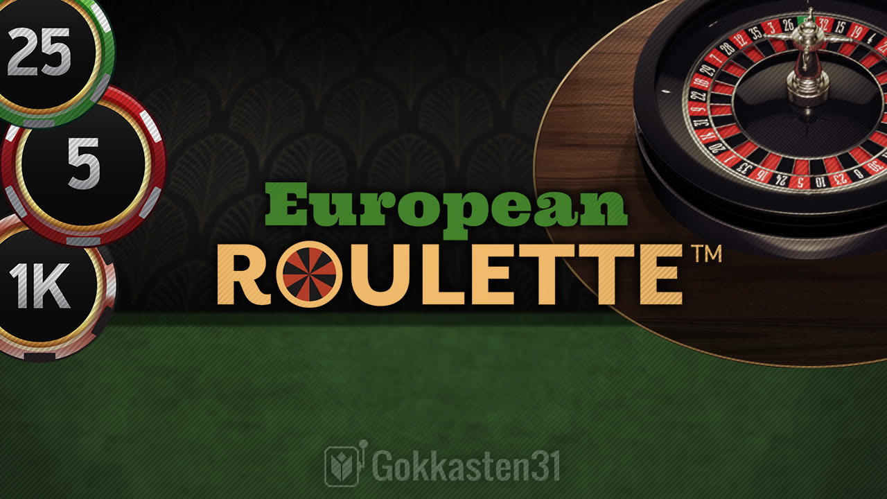 european roulette casinospel