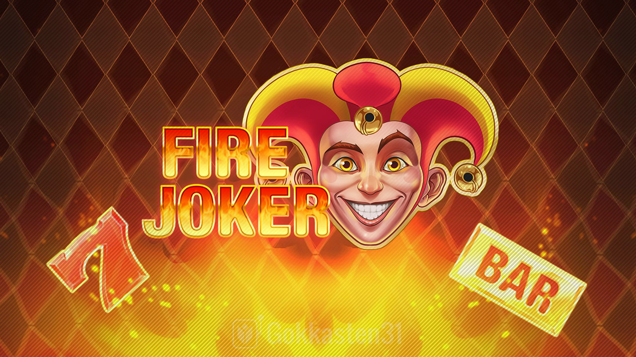 fire joker gokkast