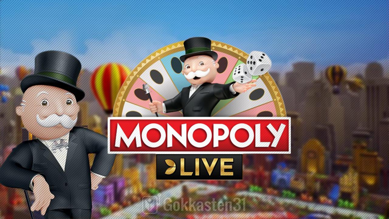 monopoly live casinospel