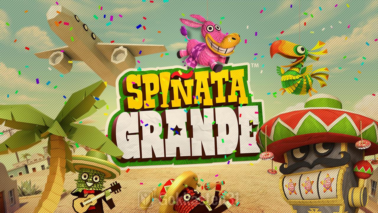 spinata grande speelautomaat